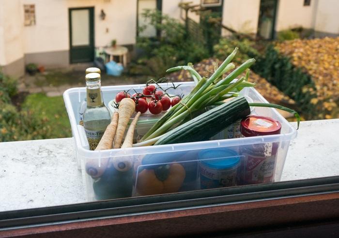 Lebensmittel ohne Kühlschrank lagern - The Vegetarian Diaries