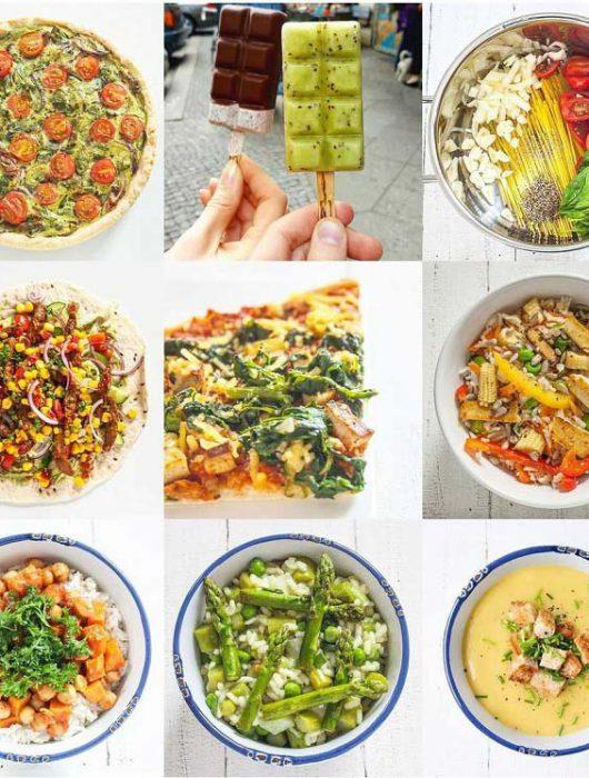 Die besten veganen Rezepte aus 2016 - The Vegetarian Diaries