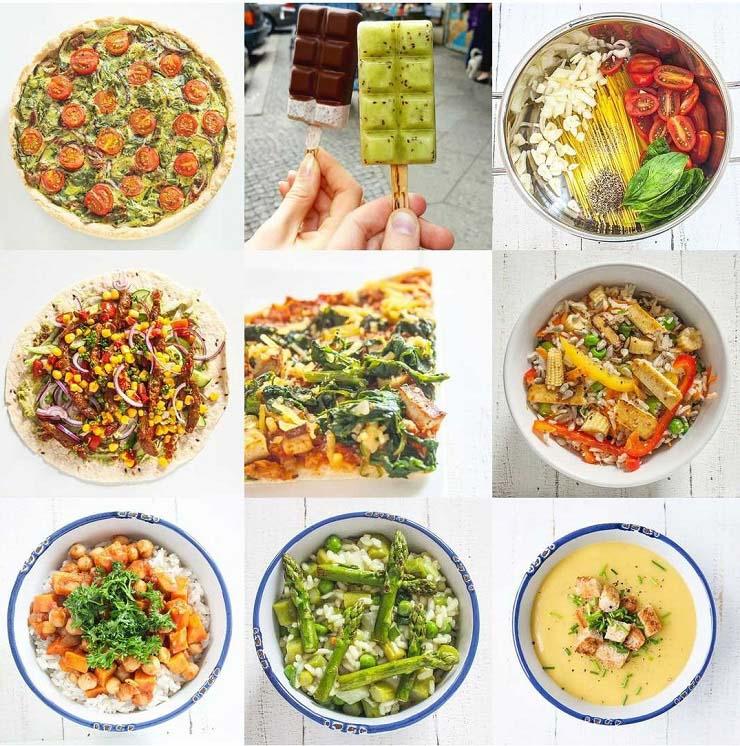 Die besten veganen rezepte