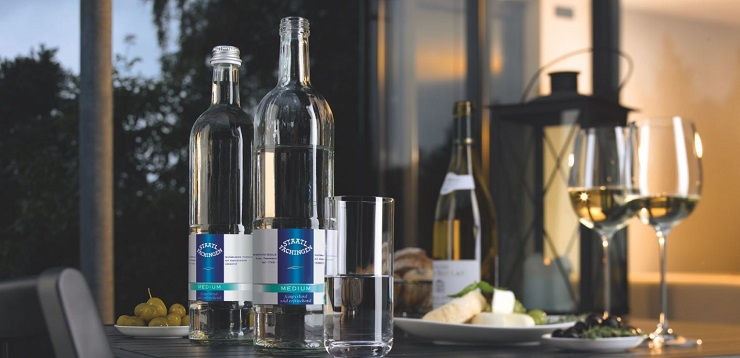 Wasser und Wein - Staatl. Fachingen
