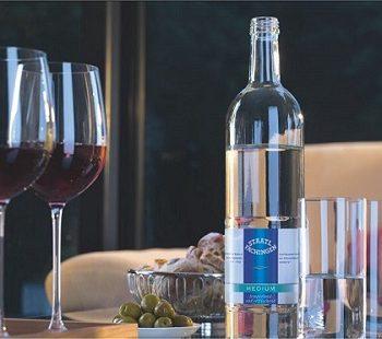 Wasser und Wein, das muss sein mit Staatl. Fachingen - The Vegetarian Diaries