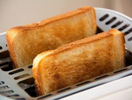 Warum fällt das Toast immer auf die Marmeladenseite - The Vegetarian Diaries