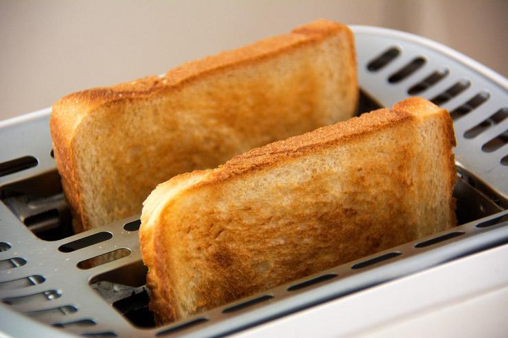 Warum fällt das Toast immer auf die Marmeladenseite - The Vegetarian Diaries - Gewusst