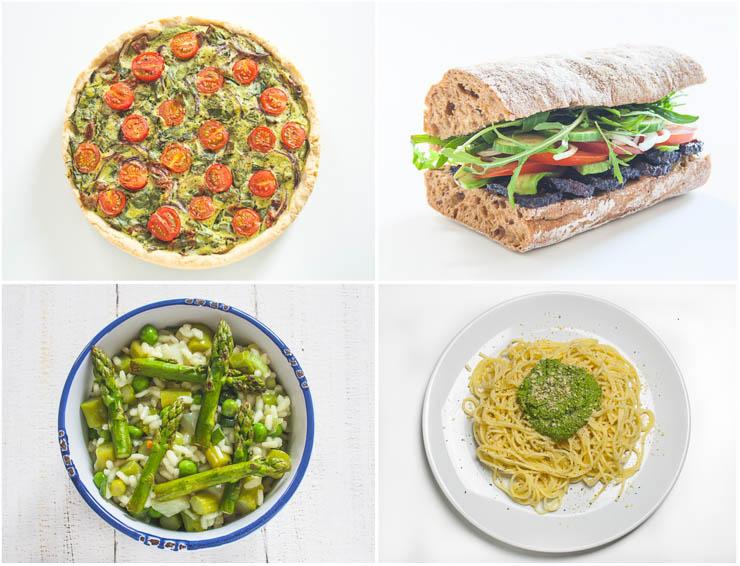 Die 5 besten Bärlauch-Rezepte - The Vegetarian Diaries