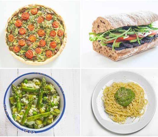 Die 5 leckersten Bärlauch-Rezepte - The Vegetarian Diaries