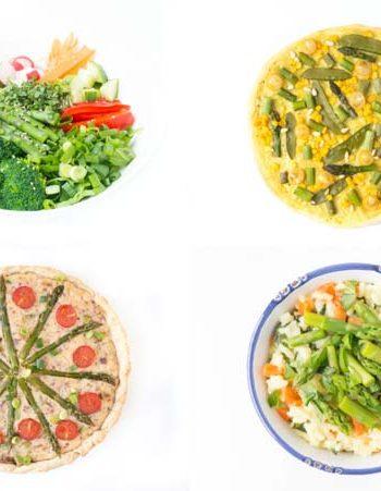 Die 5 leckersten veganen Spargel-Rezepte - The Vegetarian Diaries