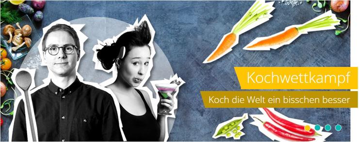 Kochwettkampf Hamburg - WirtschaftsWerkstatt - The Vegetarian Diaries