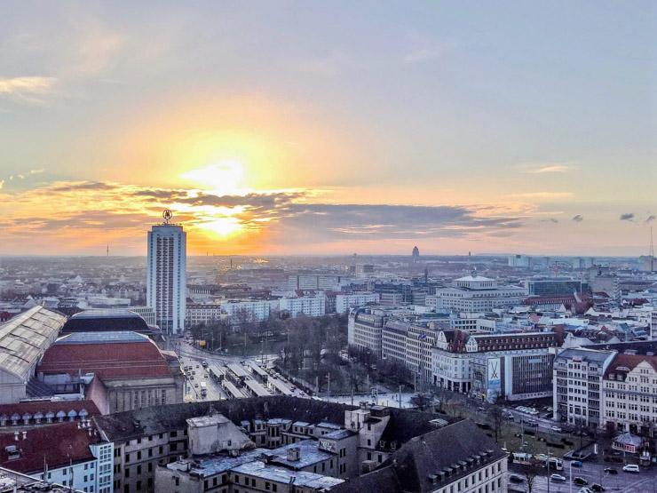 Leipzig - So geht sächsisch - simplysaxony - The Vegetarian Diaries