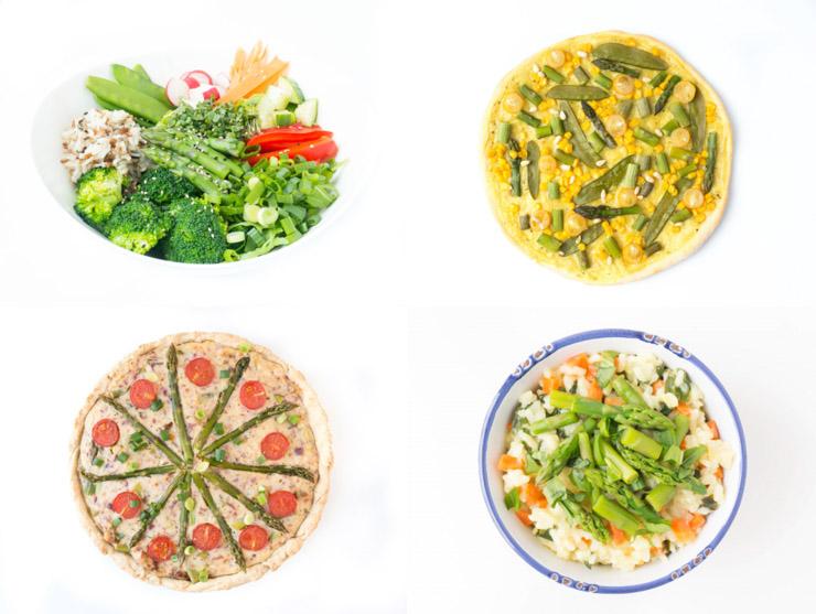 Meine 5 leckersten veganen Spargel-Rezepte - The Vegetarian Diaries