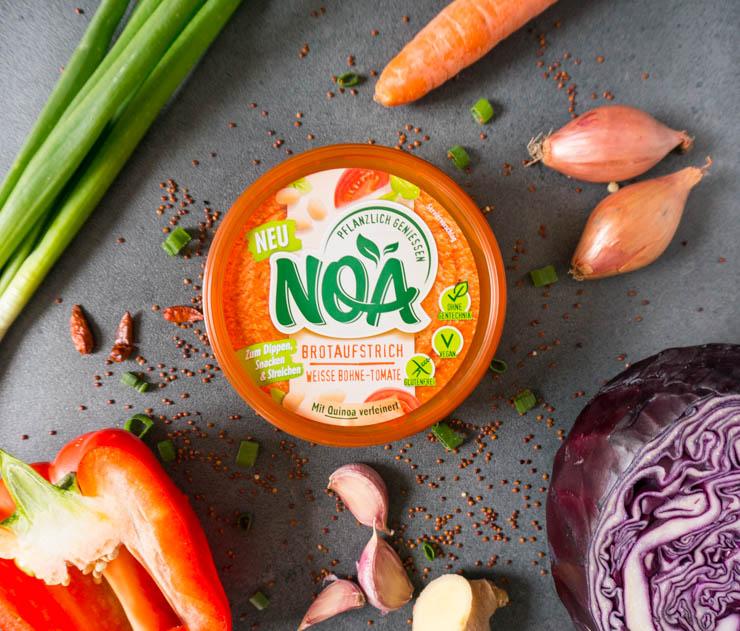NOA Aufstrich-Bowl - The Vegetarian Diaries