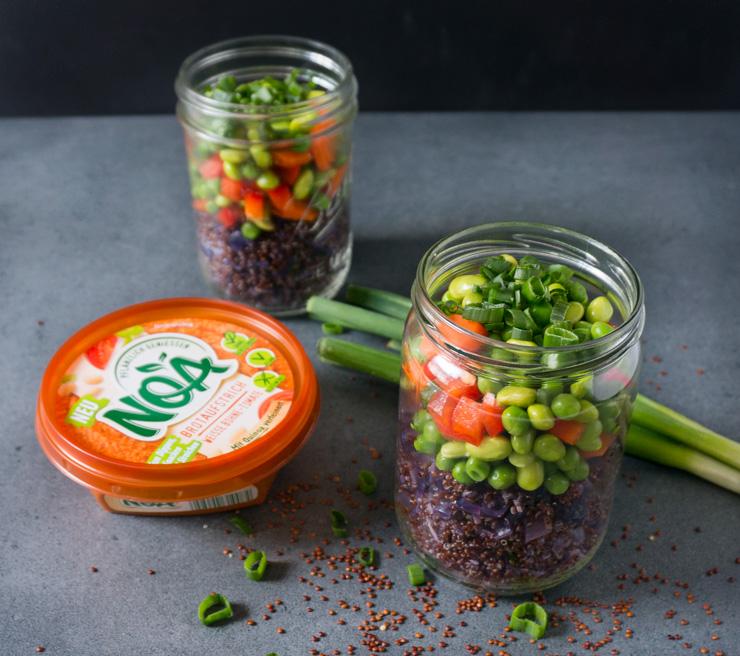 One Pot Protein Bowl - The Vegetarian Diaries