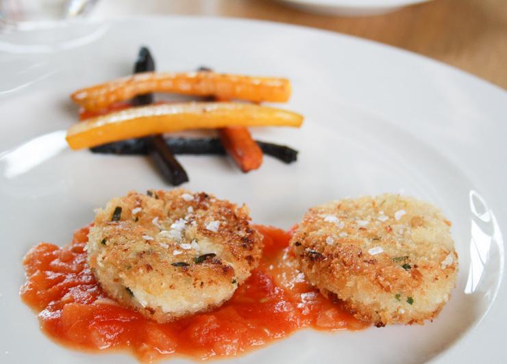 Karottenpommes, Blumenkohltaler - The Vegetarian Diaries