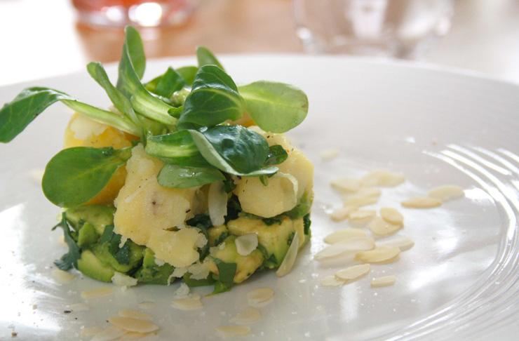 Kartoffelsalat, Avocado - The Vegetarian Diaries