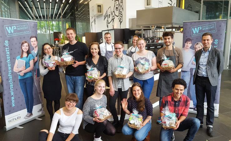 Kochwettkampf - nachhaltiges Koches - WirtschaftsWerkstatt - The Vegetarian Diaries