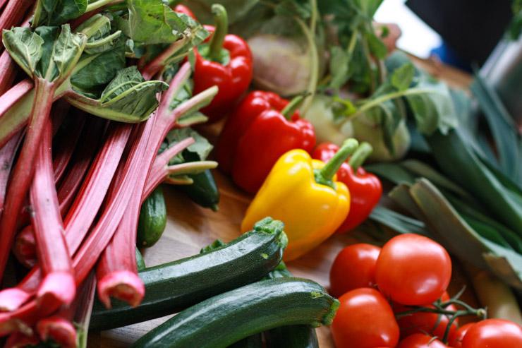 Nachhaltiges Gemüse - The Vegetarian Diaries