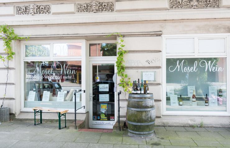Mosel Wein - Hamburg - Weinhändler
