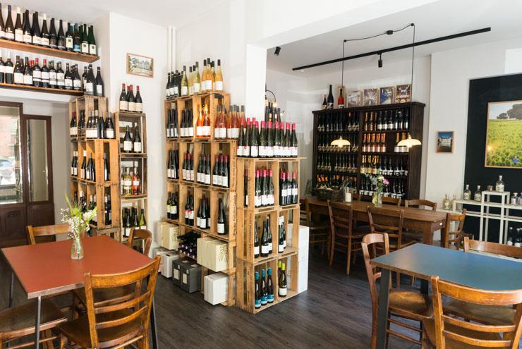 Vin Aqua Vin - Weinhändler Hamburg
