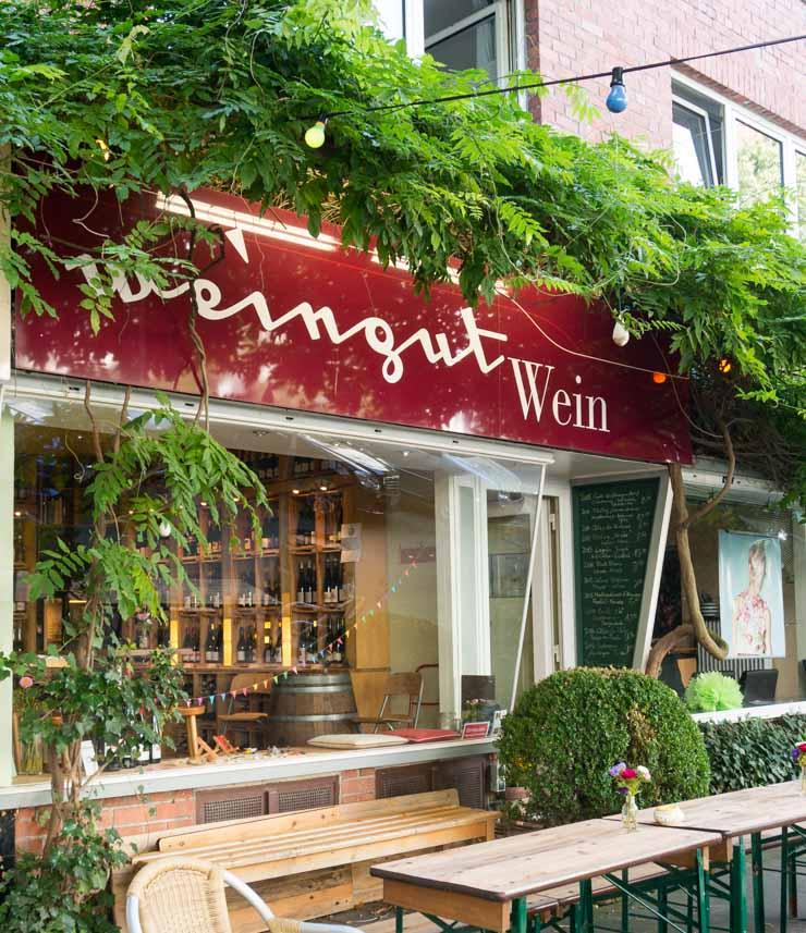 Weingutwein - Weinhändler Hamburg