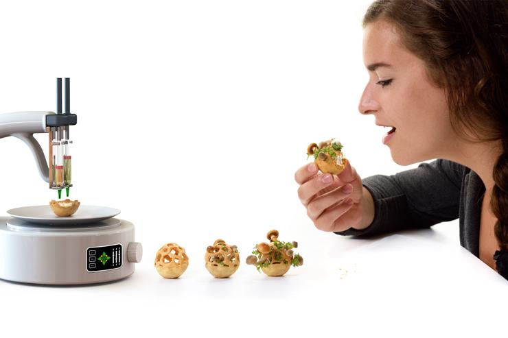 "Chloé Rutzerveld, ""Edible Growth"" - Food Revolution 5.0"