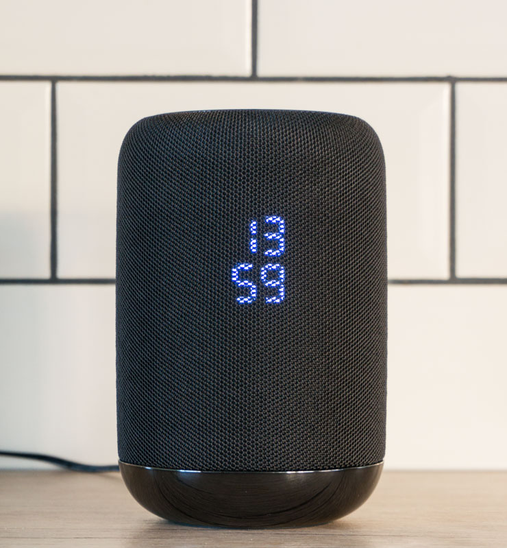 Sony Smart Speaker LF-S50G - The Vegetarian Diaries