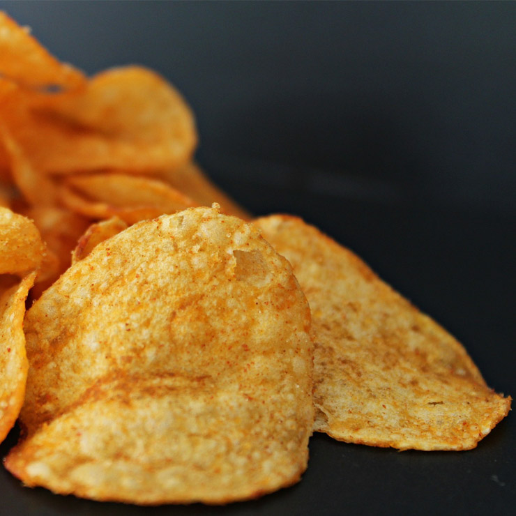 Sind Chips vegan - The Vegetarian Diaries