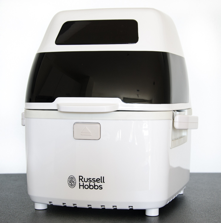 Russell Hobbs Cyclofry Plus Heißluft-Fritteuse - The Vegetarian Diaries