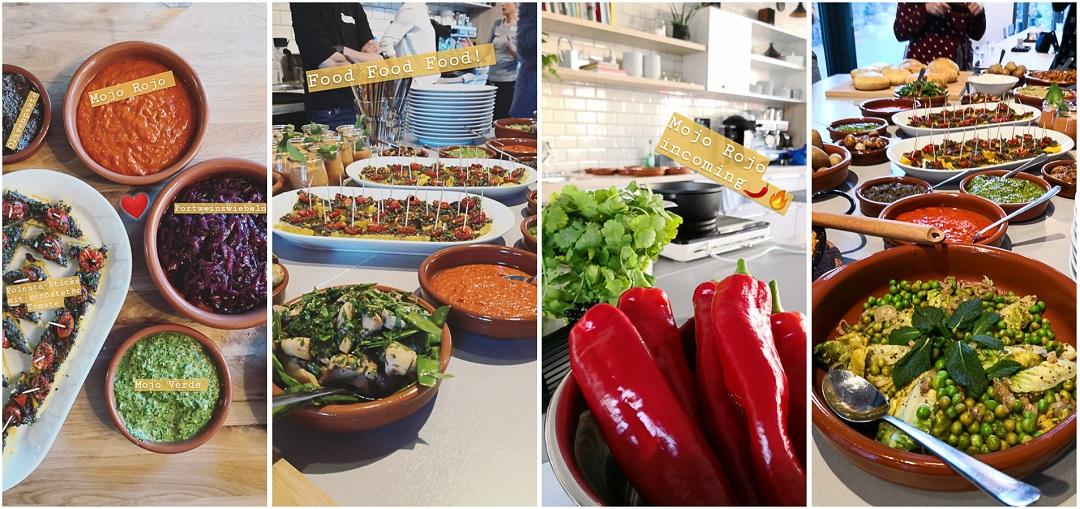 vegane spanische Küche - Kochkurs Kurkuma - Blog