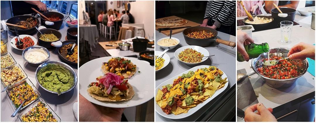 vegane mexikanische Küche - Kurkuma Kochschule