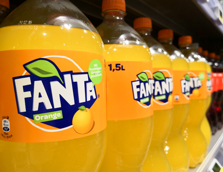 Ist Fanta vegan - The Vegetarian Diaries