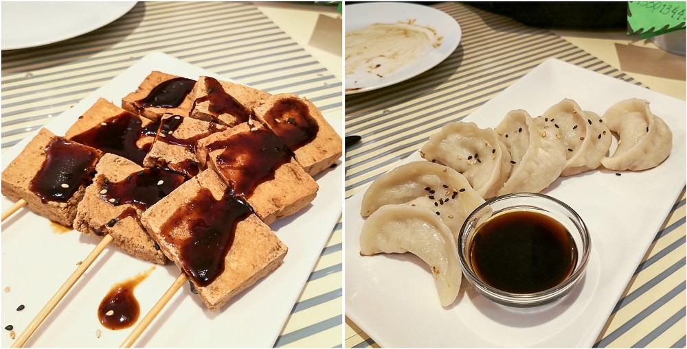 asiatisch essen in Barcelona - Vegesana