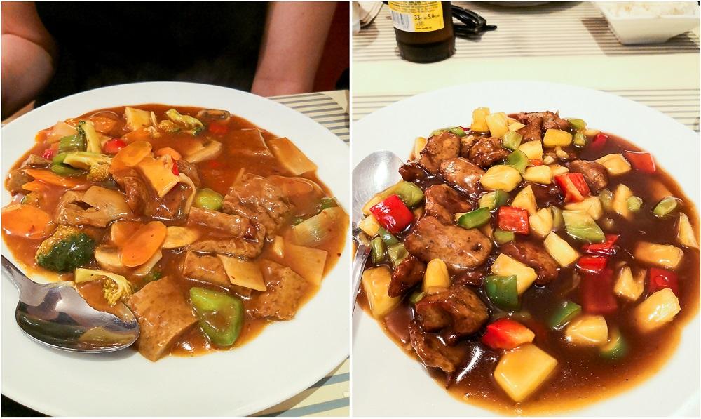 vegan asiatisch essen in Barcelona - Vegesana