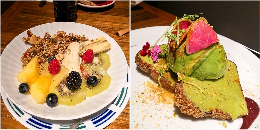 vegan frühstücken in Barcelona - Flex & Kale
