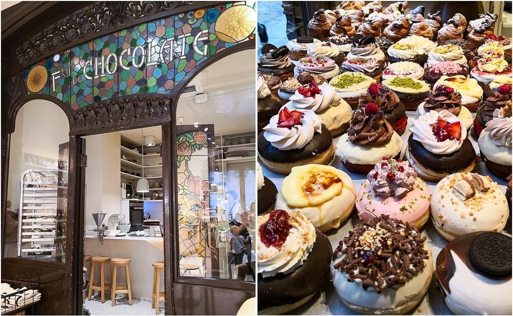 veganes süßes in Barcelona - Chök