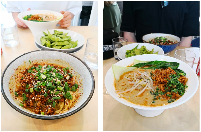Vegan Ramen Shop Warschau - The Vegetarian Diaries