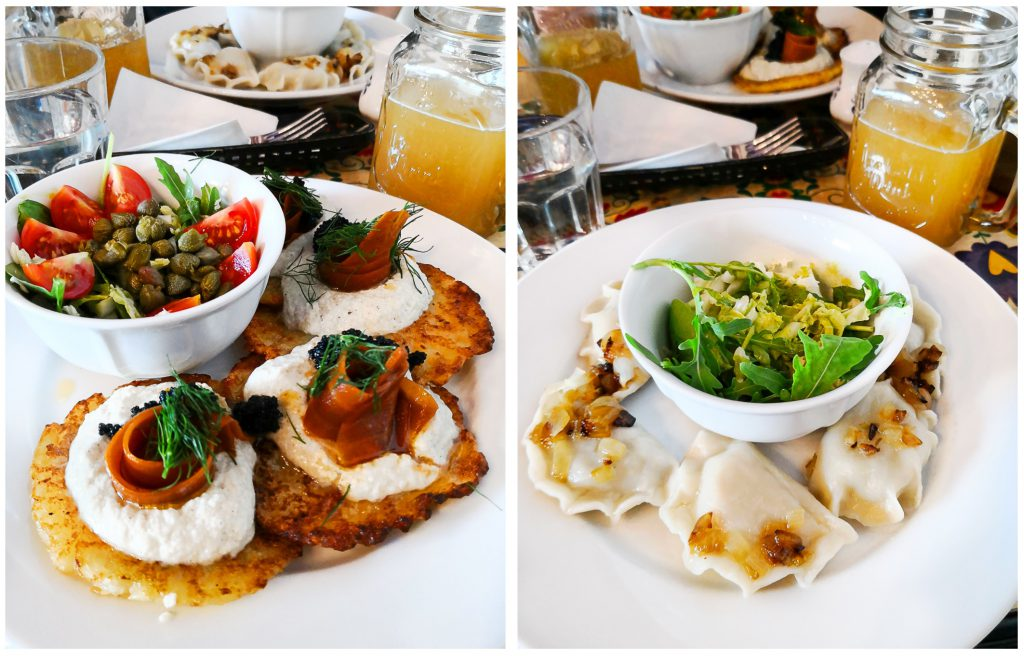 Vege Bistro vegan Warschau - The Vegetarian Diaries