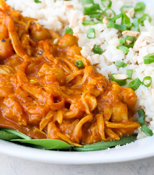 veganes Tikka Masala - The Vegetarian Diaries