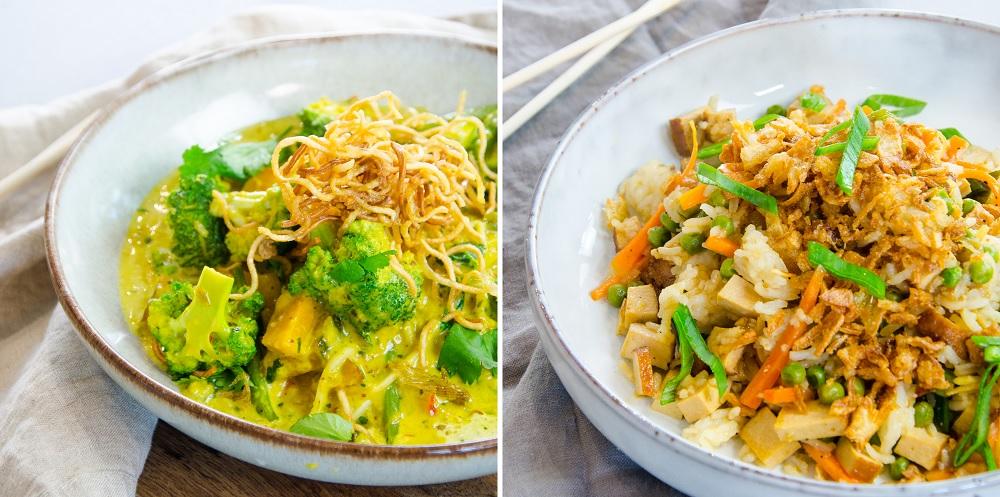 Online Kochkurs - Thai Food