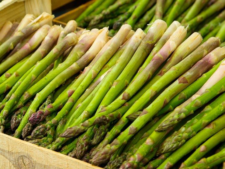 Spargel stinkt Urin - The Vegetarian Diaries